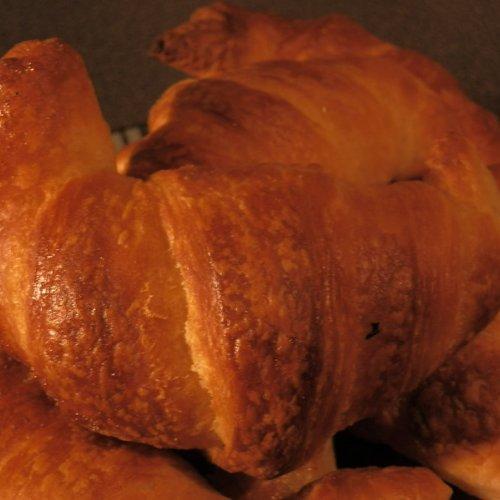 Get really ambitious – sourdough croissant.